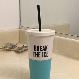 Break the ice tumbler